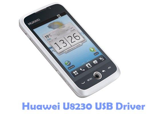 Download Huawei U8230 USB Driver