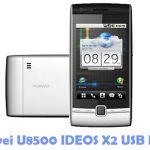 Huawei U8500 IDEOS X2 USB Driver