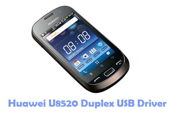 Download Huawei U8520 Duplex USB Driver
