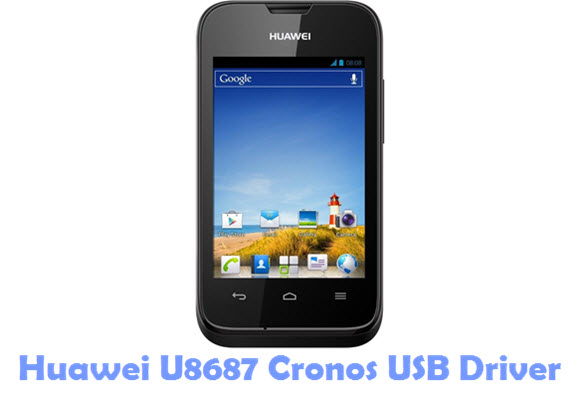 Download Huawei U8687 Cronos USB Driver