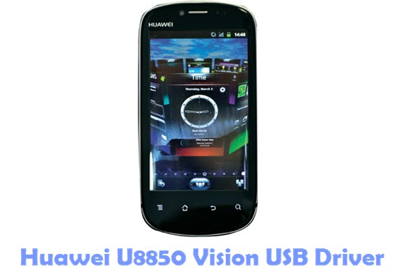 Download Huawei U8850 Vision USB Driver