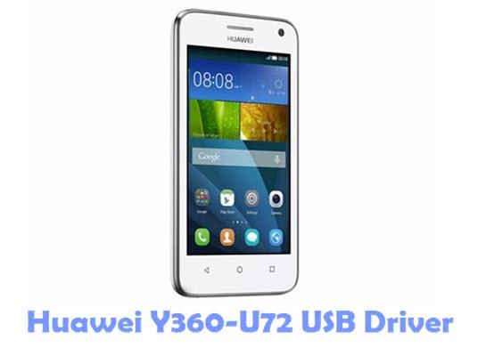 Download Huawei Y360-U72 USB Driver