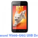 Huawei Y560-U02 USB Driver