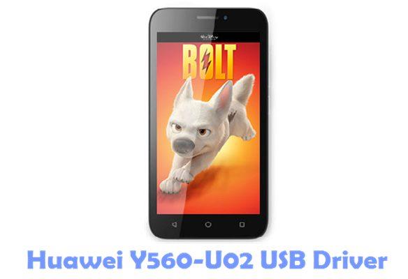 Download Huawei Y560-U02 USB Driver