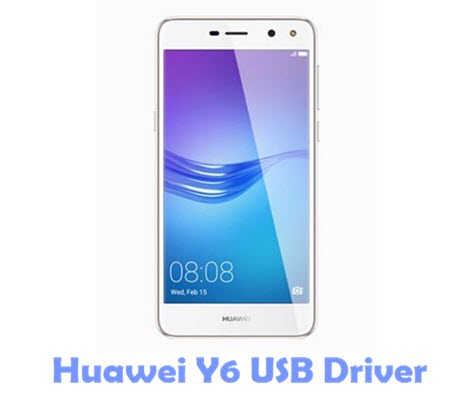 Download Huawei Y6 USB Driver