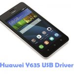 Huawei Y635 USB Driver