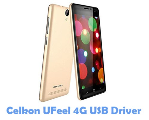 Download Celkon UFeel 4G USB Driver