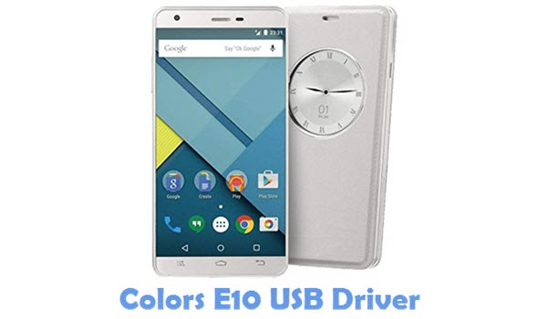 Download Colors E10 USB Driver