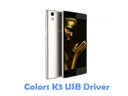 Download Colors K3 USB Driver
