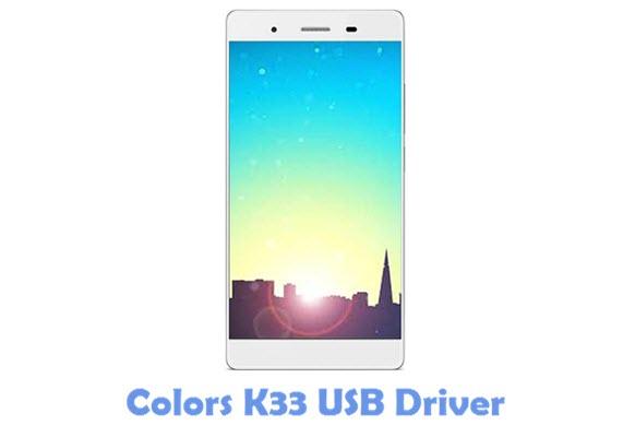 Download Colors K33 USB Driver