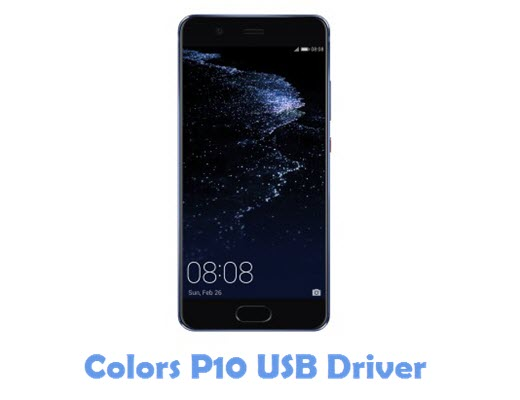 Download Colors P10 USB Driver
