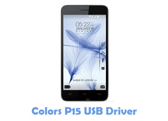 Download Colors P15 USB Driver