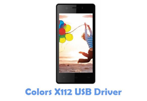 Download Colors X112 USB Driver
