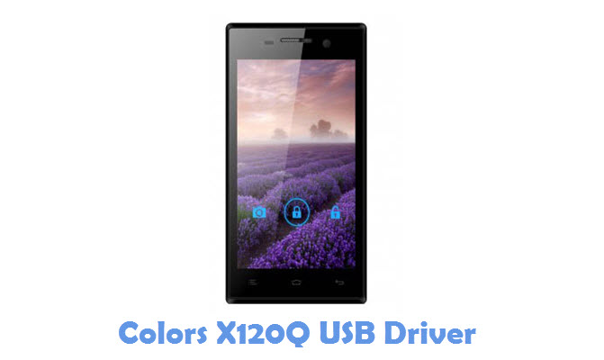 Download Colors X120Q USB Driver
