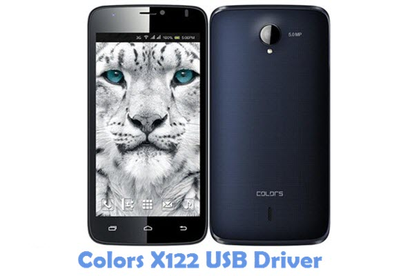 Download Colors X122 USB Driver