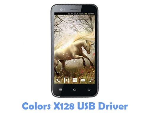 Download Colors X128 USB Driver