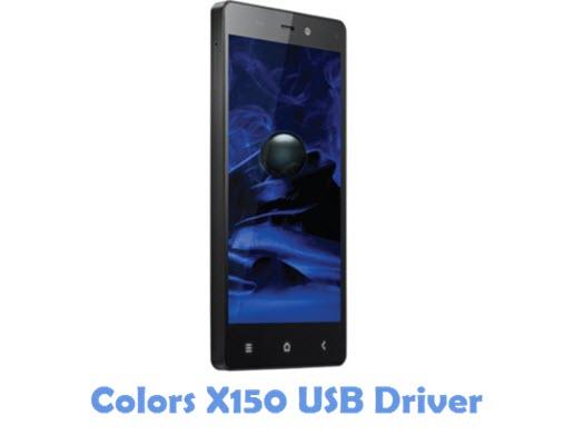 Download Colors X150 USB Driver
