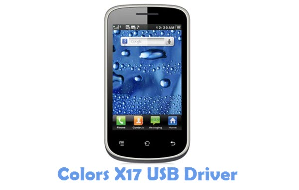 Download Colors X17 USB Driver