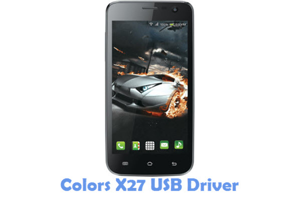 Download Colors X27 USB Driver