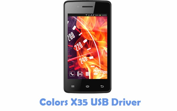 Download Colors X35 USB Driver