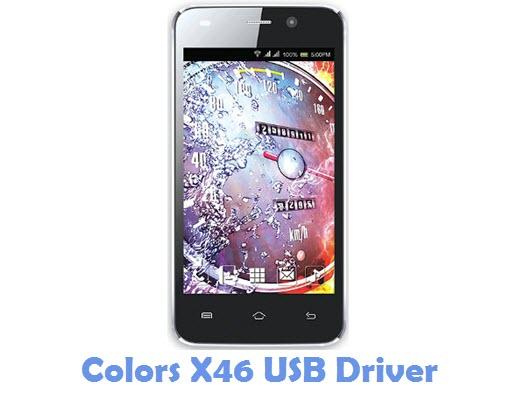 Download Colors X46 USB Driver