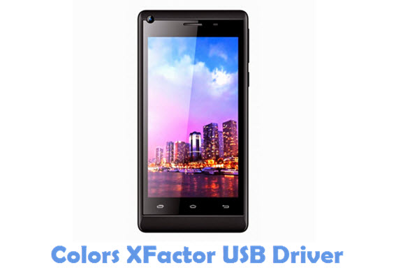 Download Colors XFactor USB Driver
