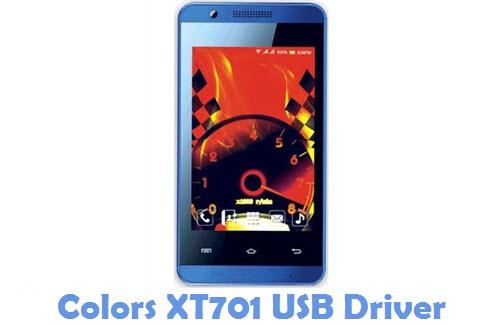 Download Colors XT701 USB Driver