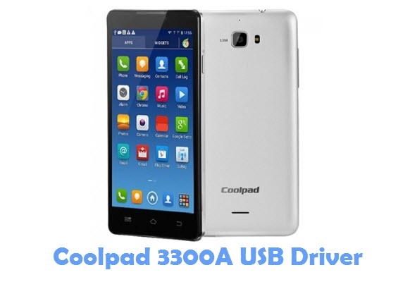 Download Coolpad 3300A USB Driver