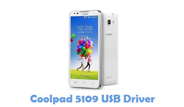Download Coolpad 5109 USB Driver
