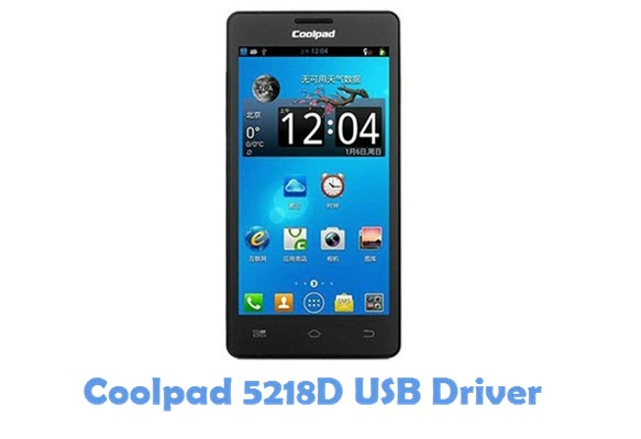 Download Coolpad 5218D USB Driver