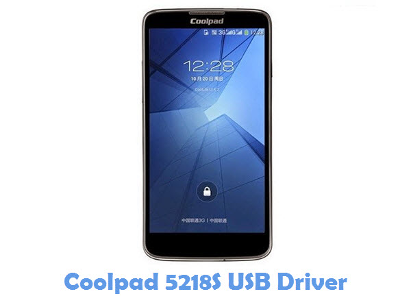 Download Coolpad 5218S USB Driver