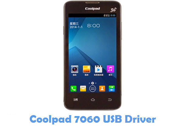 Download Coolpad 7060 USB Driver