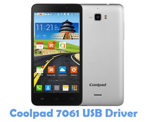 Download Coolpad 7061 USB Driver