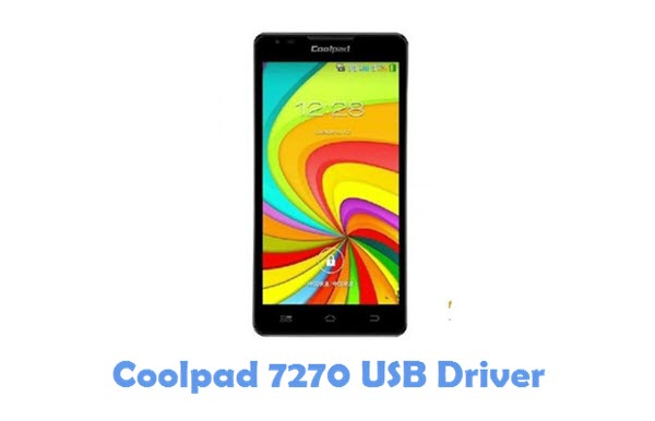 Download Coolpad 7270 USB Driver