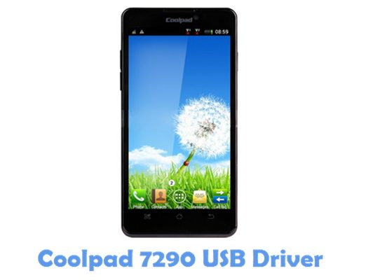 Download Coolpad 7290 USB Driver