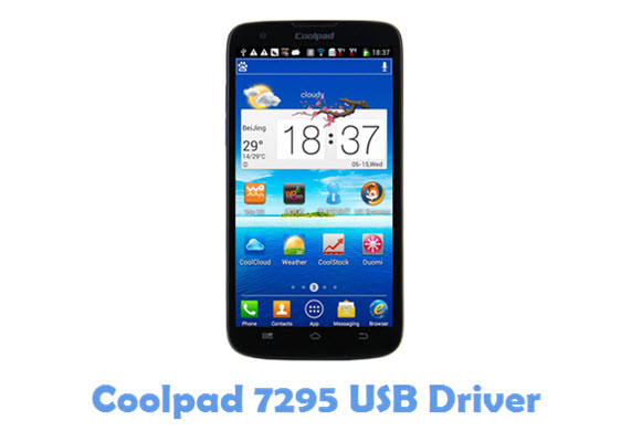 Download Coolpad 7295 USB Driver