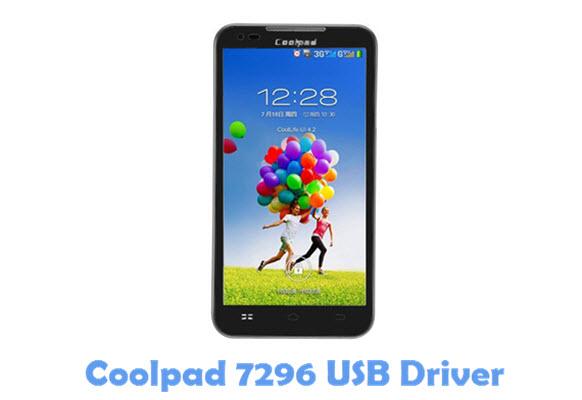 Download Coolpad 7296 USB Driver