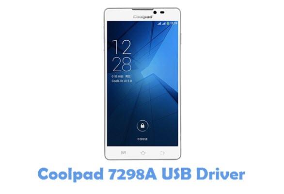 Download Coolpad 7298A USB Driver