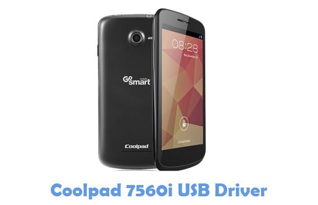 Download Coolpad 7560i USB Driver