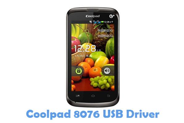 Download Coolpad 8076 USB Driver