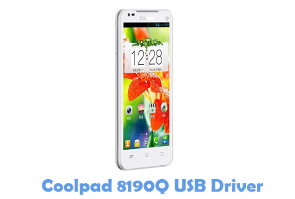 Download Coolpad 8190Q USB Driver