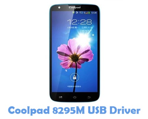 Download Coolpad 8295M USB Driver