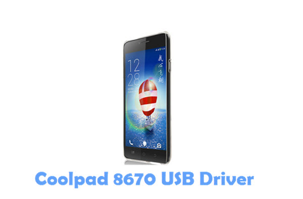 Download Coolpad 8670 USB Driver