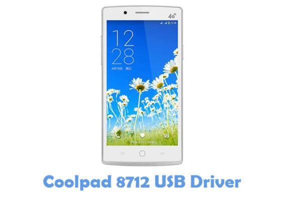 Download Coolpad 8712 USB Driver