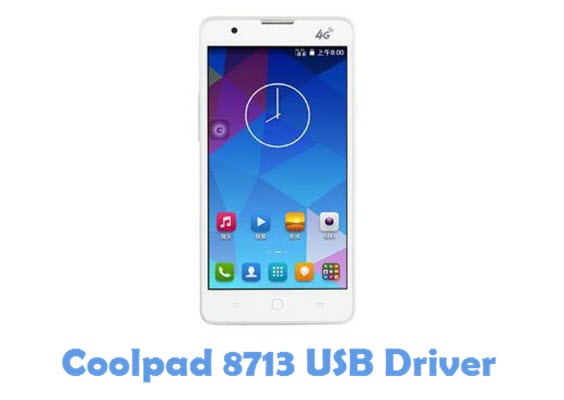 Download Coolpad 8713 USB Driver