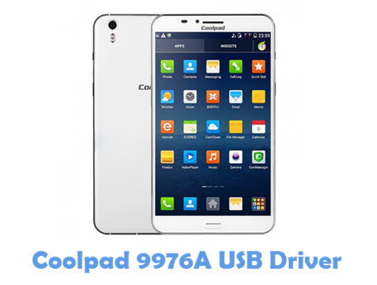 Download Coolpad 9976A USB Driver