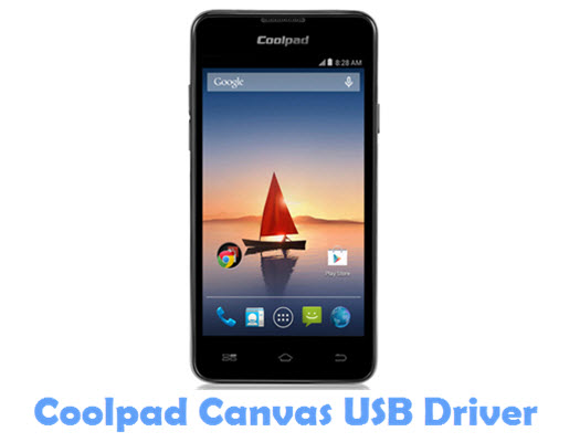 Download Coolpad Canvas USB Driver