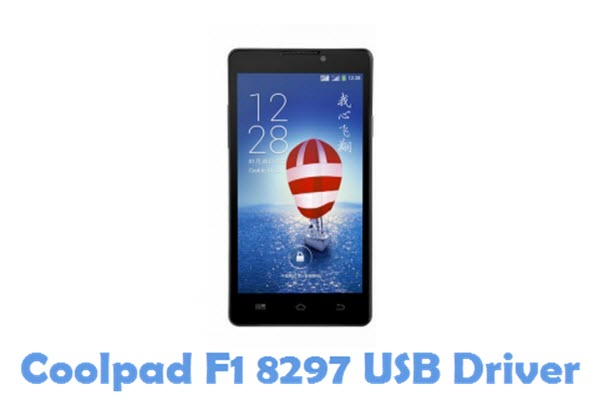 Download Coolpad F1 8297 USB Driver