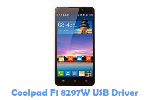 Download Coolpad F1 8297W USB Driver