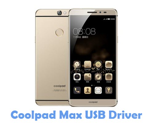 Download Coolpad Max USB Driver